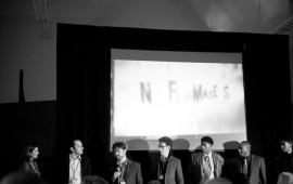 NewFilmMakers L.A. - Q&A with filmmakers
